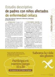 Estudio descriptivo de padres con niños afectados de enfermedad ...