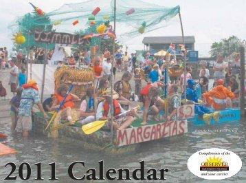 2011 Dunkirk Observer Calendar - The Observer