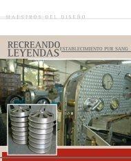 LEYENDAS - Ruedas Clasicas