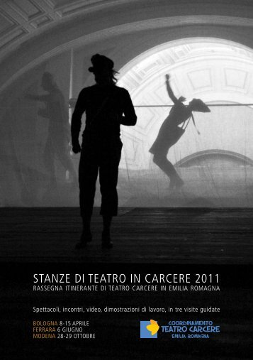 Brochure - Teatro Carcere Emilia Romagna