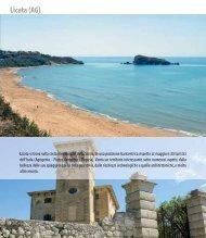 La costa meridionale - Mare sud