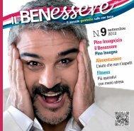 Il Benessere n.9 Settembre 2012 - Il Benessere - pubblicazione ...