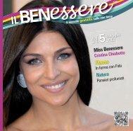 Miss Benessere Natura Fitness - Il Benessere - pubblicazione ...