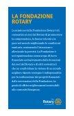 Fondazione Rotary - Rotary International - Page 4