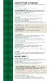 Tavern Menu - Page 3