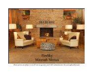 Mitzvah Test Menus.pub (Read-Only) - FireSky Resort & Spa