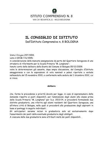 delibera 1314 criteri longhena3 - Scuola Primaria Longhena