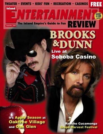fun † recreation † casinos - Inland Entertainment Review Magazine