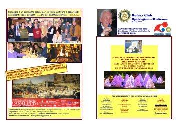 boll dic 2008.pub - Rotary International Distretto 2060