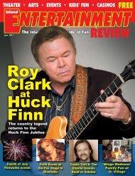 Huck Finn Roy Clark - Inland Entertainment Review Magazine