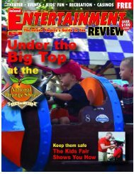 Big Top - Inland Entertainment Review Magazine