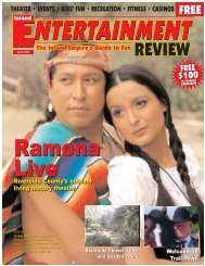 IER 4-05 - Inland Entertainment Review Magazine