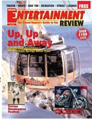 IER 5-05 - Inland Entertainment Review Magazine