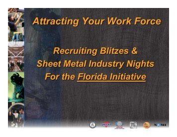 Attracting Your Work Force