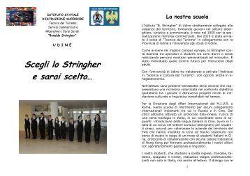 La nostra scuola - STRINGHER