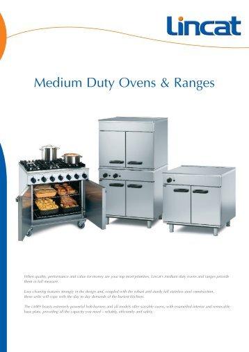 Oven Ranges
