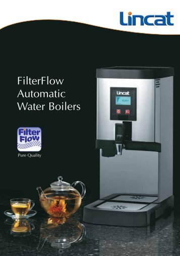 FilterFlow Automatic Water Boilers