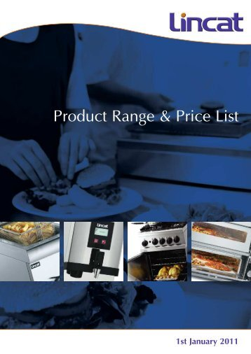 Product Range & Price List