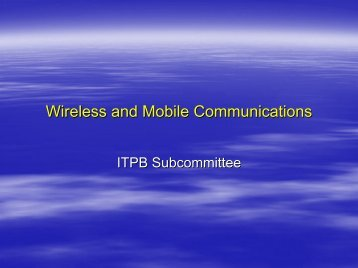 Cardenas ITPB Retreat - Wireless - UCLA