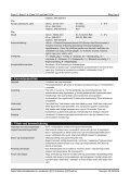 SIKKERHETSDATABLAD Exan , Exan A, Exan E og Exan EA - Page 2