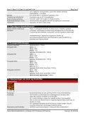 SIKKERHETSDATABLAD Exan , Exan A, Exan E og Exan EA - Page 5
