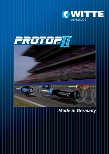 Brochure Pro Top II - Kirchhoff Group