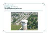 Public Utilities Department City of Delaware, Ohio 2010 Delaware ...