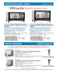 CONVECTION OVENS - Cadco, Ltd - Page 7