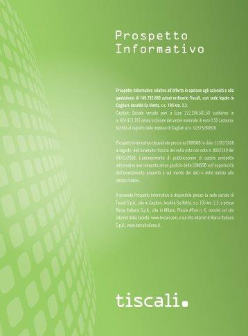 Prospetto - Consob