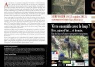 Pré-programme - Agence régionale pour l'environnement (ARPE)