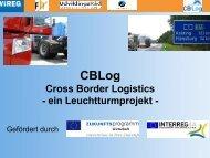 Präsentation CB-Log