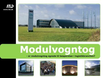 Modulvogntog - CB-Log