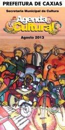 Agosto 2013 - Prefeitura de Caxias do Sul
