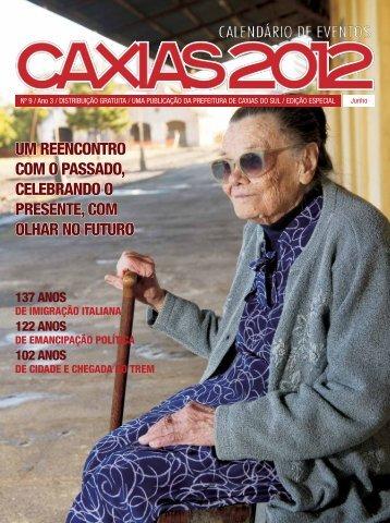 Acesse o Calendário de Eventos - Prefeitura de Caxias do Sul
