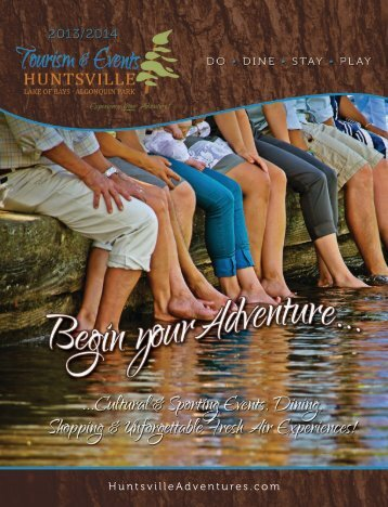 Download A Visitor Guide - Lake of Bays | Algonquin Park