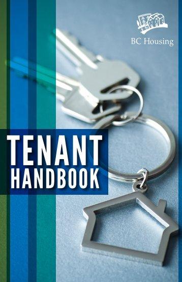 Handbook - BC Housing