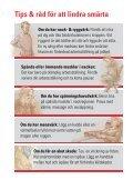 Diclofenac T ratiopharm. Vid behandling av ... - teva nordic sweden - Page 7
