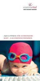 AqUA-FITNESS FüR SCHWANGERE BABY ... - Über Hotelwebservice