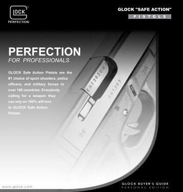 or on image for the GLOCK Personal Catalog - Trader Brothers