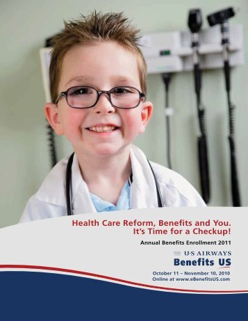 Health Care Reform, Benefits and You. It's Time ... - CWA Local 3641