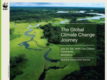 The Global Climate Change Journey - Epic Communications
