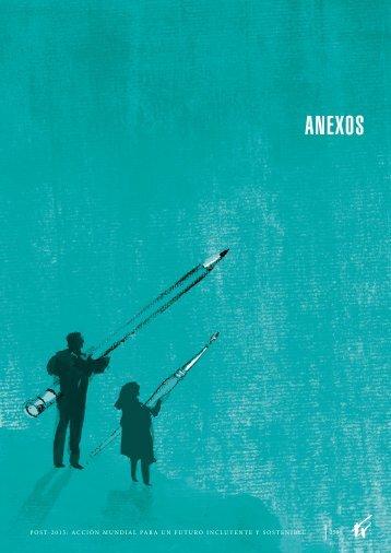 ANEXOS - European Report on Development