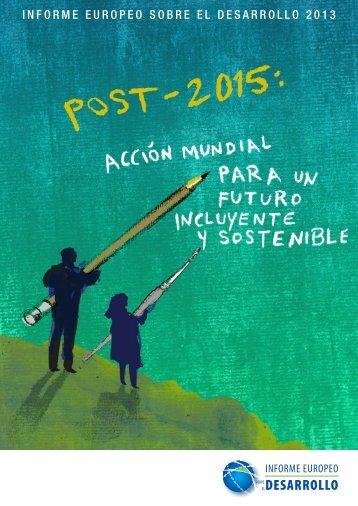 DESARROLLO - European Report on Development