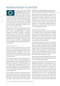 LISÄÄ VAKAUTTA AFRIKKAAN - European Report on Development - Page 4