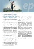 LISÄÄ VAKAUTTA AFRIKKAAN - European Report on Development - Page 6