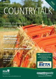 country talk - Countrywide Farmers