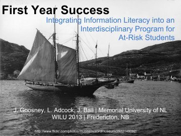 slides - UNB Libraries