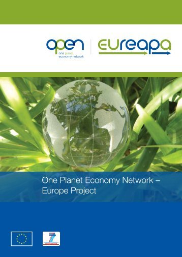 Eureapa - One Planet Economy Network, Europe Project