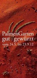 7 - Palmengarten