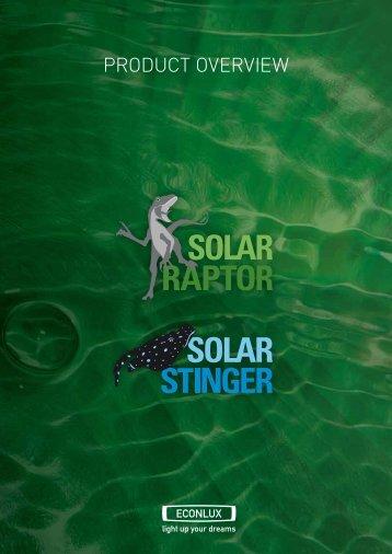 SolarStinger SunStrip - ECONLUX